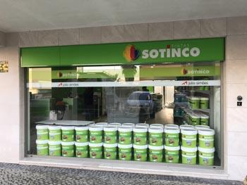 Nova loja Sotinco em Aveiro