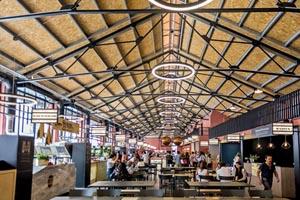 Mercado Beira-Rio: as emoções do Mundial 2018 à mesa