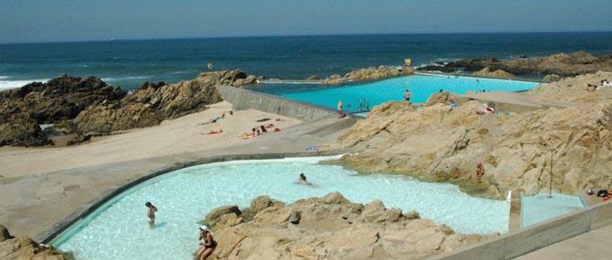 Piscina das Marés pode ser visitada este fim de semana