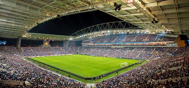 Estádio do Dragão com 12 mil espectadores na final da Liga dos Campeões