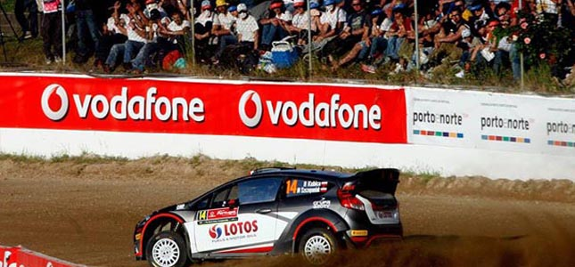 Rally de Portugal: classificativa na Foz do Douro será disputada junto ao Forte de São João Baptista