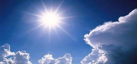 Primeiro fim de semana de março vai ser de sol