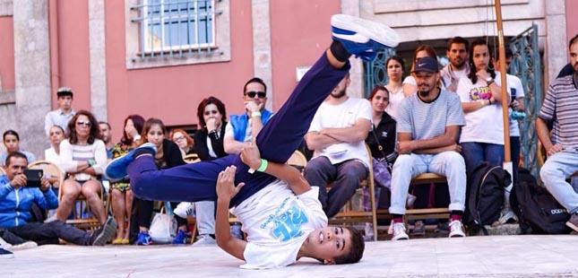 O hip hop vai invadir o Museu Nacional Soares dos Reis. Queres ir ao First Steps?