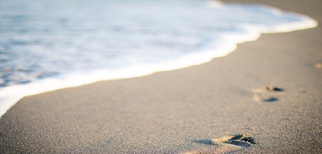 Queimaduras solares nos pés são muito frequentes e podem originar cancro