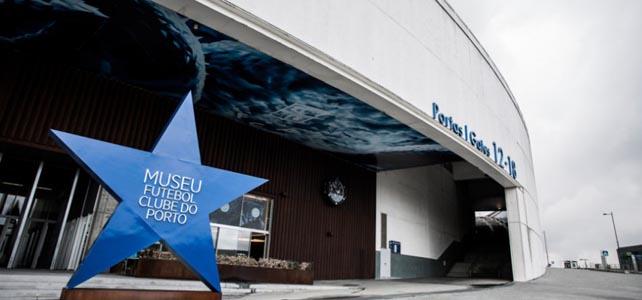 Tour FC Porto com campanhas no aniversário do Museu