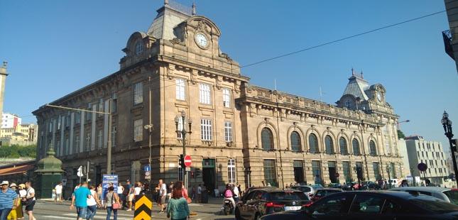Câmara vai apreciar projeto do Mercado Time Out Porto