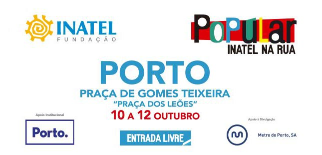 """PoPular - INATEL na Rua"" anima Praça dos Leões"
