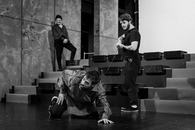"""""""Lorenzaccio"""", Teatro do Bolhão"""