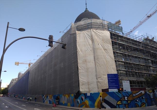 Três obras emblemáticas da cidade do Porto estarão concluídas no segundo semestre de 2021