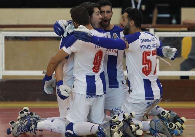 Passatempo Hóquei em Patins: FC Porto Fidelidade – OC Barcelos