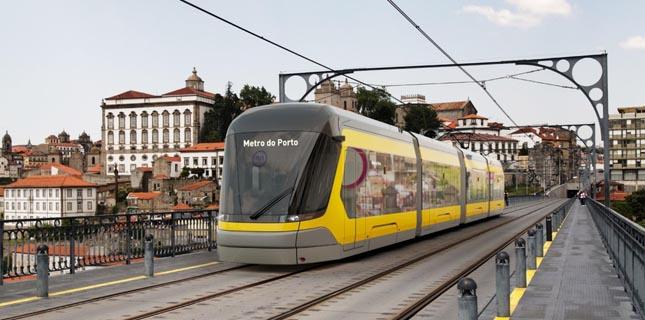Metro do Porto pode avançar com fabrico de 18 novas composições