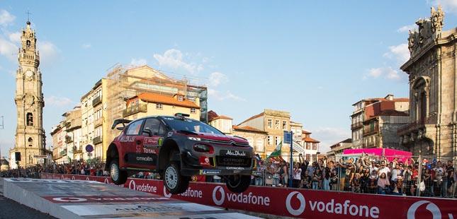 Rally de Portugal passa pelo Porto no dia 23 de maio
