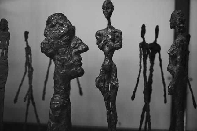 """Alberto Giacometti – Peter Lindbergh. Capturar o Invisível"""