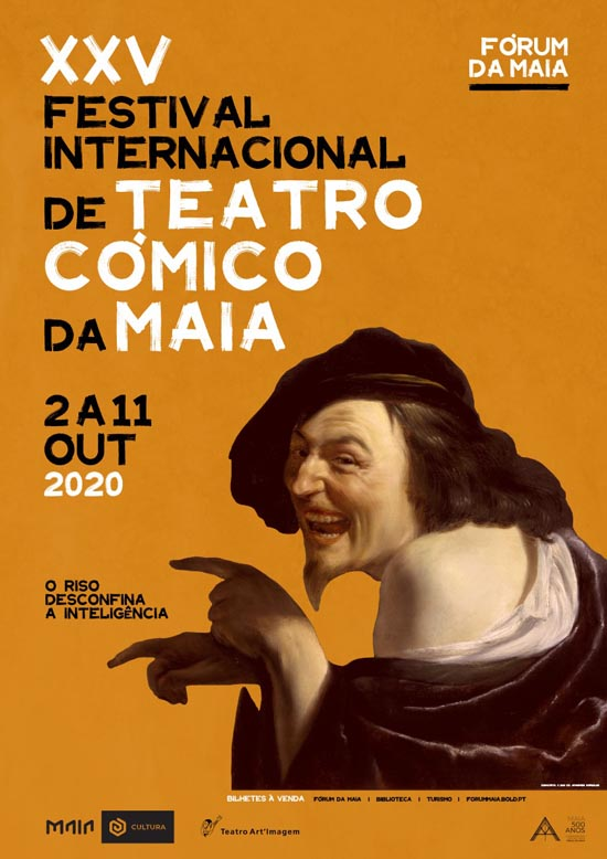 XXV Festival Internacional de Teatro Cómico da Maia