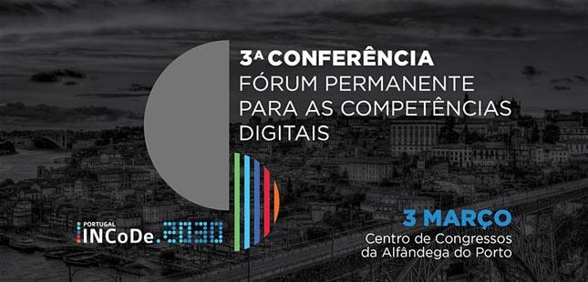"""Porto recebe 3.ª conferência do """"Fórum Permanente para as Competências Digitais"""""""