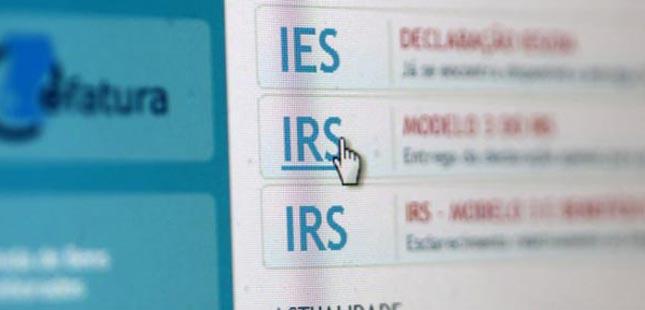 Prazo para entrega da declaração do IRS termina esta terça-feira