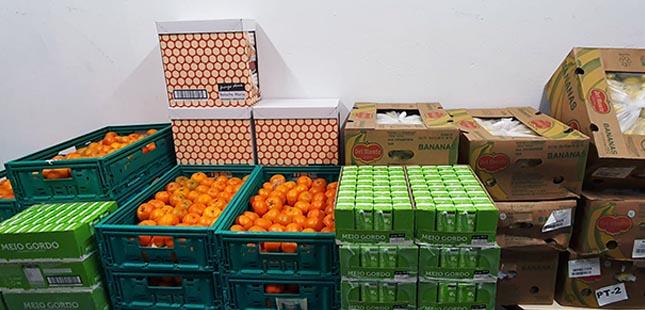 Pingo Doce doa bens alimentares a hospitais