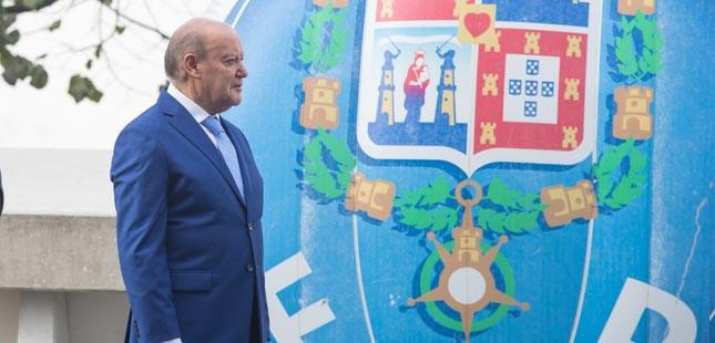 FC Porto em Casa recebeu Pinto da Costa