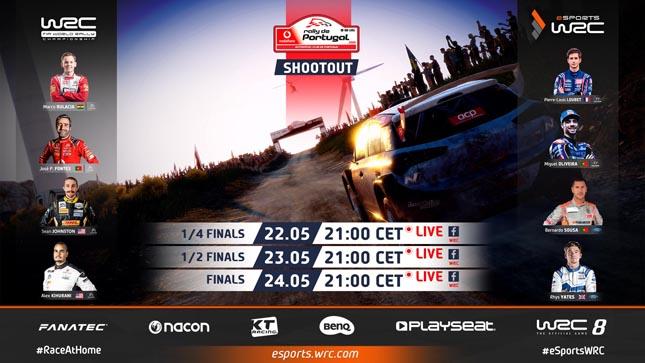 Rally de Portugal em versão virtual este fim de semana