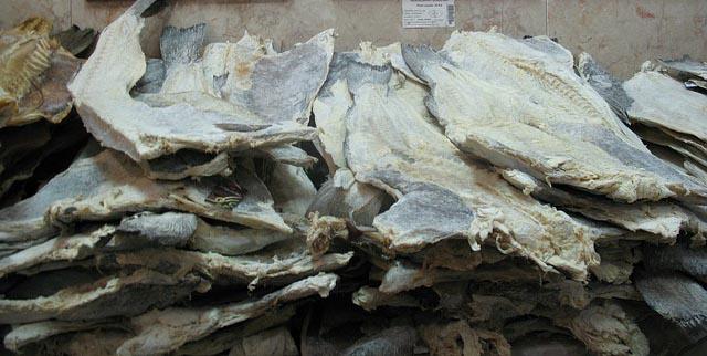 Estudo revela que portugueses têm medo que lhes falte o bacalhau