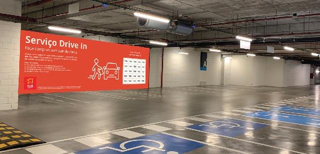 Mar Shopping Matosinhos disponibiliza serviço de Drive In