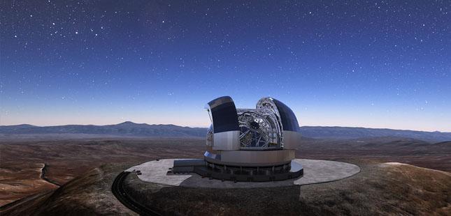 """Instrumento para o maior telescópio do mundo tem """"mão"""" da FEUP"""