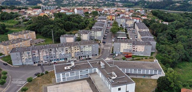 Três conjuntos habitacionais de Gondomar vão ser reabilitados