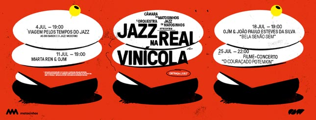 Jazz na Real Vinícola