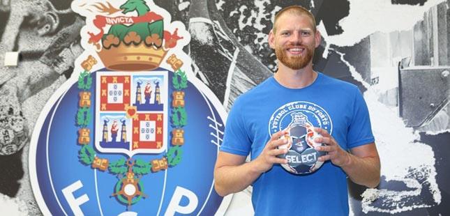 FC Porto anuncia nova contratação para a equipa de andebol