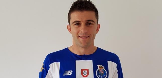 Nikola Mitrevski reforça equipa de andebol do FC Porto