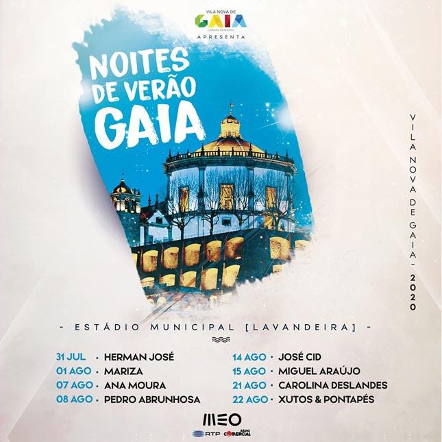 """""""Noites de Verão em Gaia"""""""