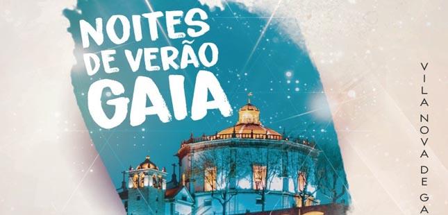 """Gaia adia evento """"Noites de Verão"""""""