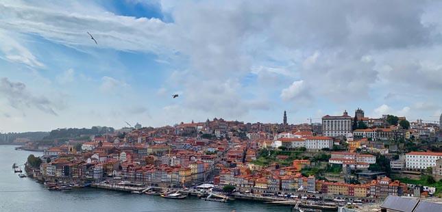 Estudo alerta para má qualidade do ar na maioria das casas do Porto