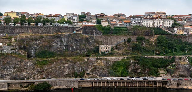 Assembleia Municipal do Porto aprova criação de ecopista no Ramal da Alfândega