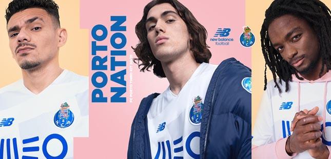 FC Porto apresenta terceiro equipamento para a próxima época