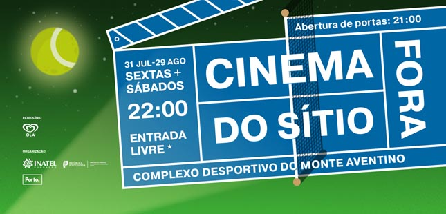 Cinema Fora do Sítio 2020