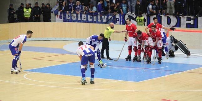 Hóquei: Clássico entre Benfica-FC Porto abre o campeonato