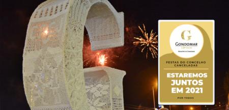 Festas do Concelho de Gondomar regressam em 2021