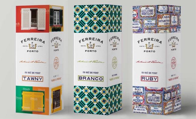 Porto Ferreira brinda ao verão com padrões de Portugal