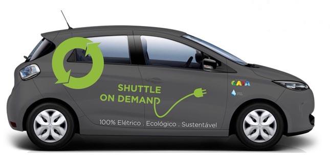 "Serviço ""Shuttle on Demand"" está de regresso a Gaia"