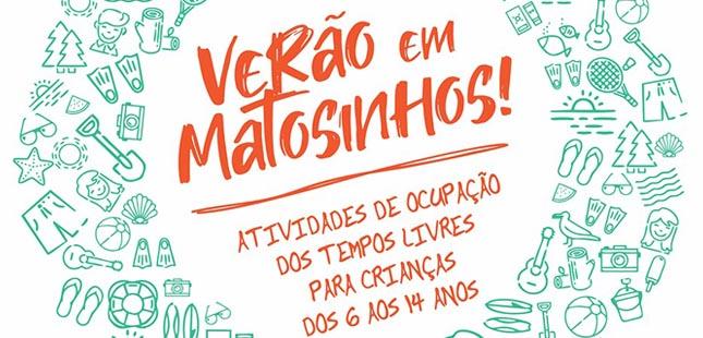 Matosinhos proporciona atividades de verão gratuitas a mais de 450 crianças