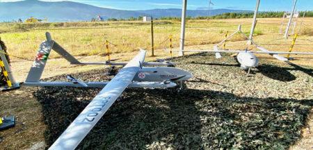 Portugal vai ter 12 drones a vigiar florestas