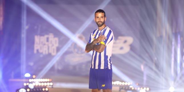 """FC Porto apresentou """"a nova pele"""" dos portistas"""