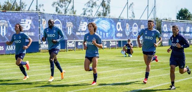 FC Porto já começou a preparação da época 2020/21