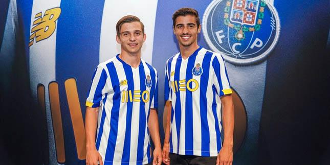 FC Porto contrata Rodrigo e Francisco Conceição