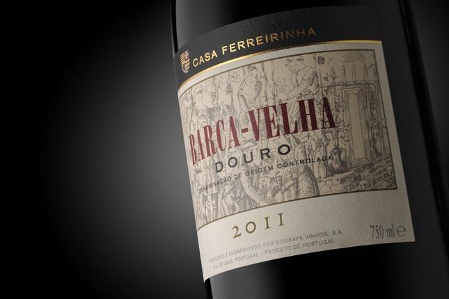 Casa Ferreirinha apresenta Barca-Velha 2011
