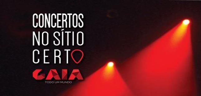 """""""Concertos no Sítio Certo"""""""