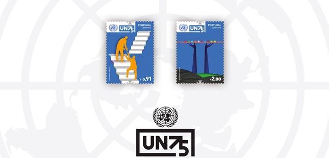 CTT celebra 75 anos da ONU com emissão filatélica