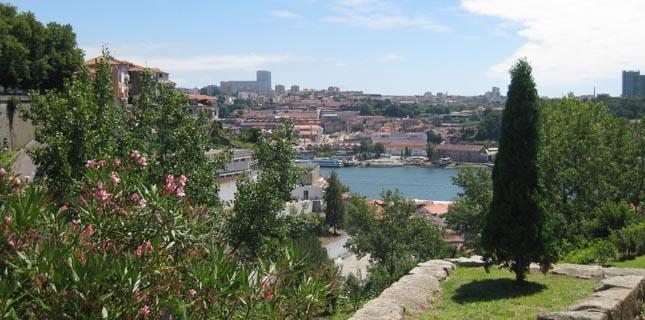Câmara do Porto condiciona acesso ao Jardim do Passeio das Virtudes