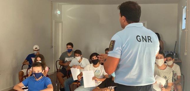 MatosinhosHabit realiza ações de sensibilização em parceria com a GNR